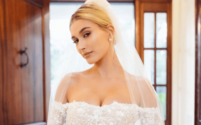 Perfect bridal makeup and hair for the big day